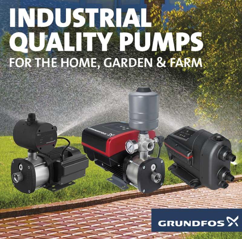 Grundfos Pumping Solutions - Rural Irrigation Supplies (RIS)