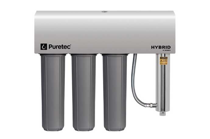 Puretec® Hybrid-G13 Whole House Treatment System